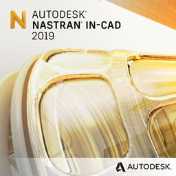 autodesk nastran in cad 2019 badge