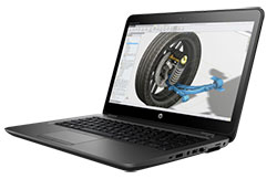 hp zbook u series 250