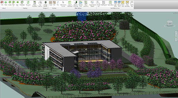 Revit Landscape Design Software
