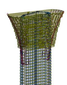 bridge design revit import rebar