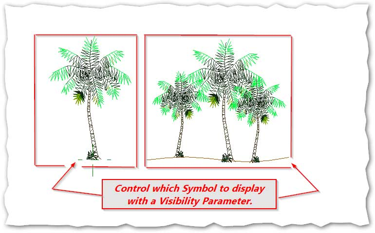 revit tips autodesk hidden 2d symbols visibility parameter