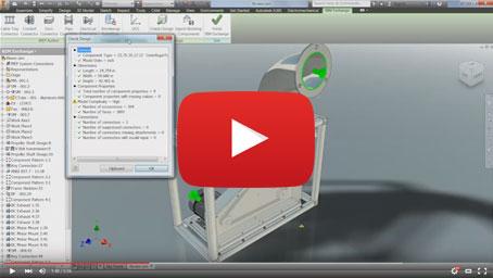 Autodesk Inventor 2016 - Manufacturing for BIM