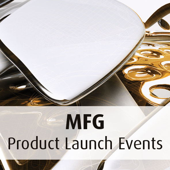 Autodesk Manufacturing Product Launch Events