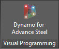 Dynamo for Advance Steel Logo