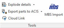 PPAS Ribbon Tools