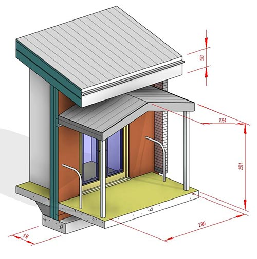 Adding Isometric dimensions in Revit Image