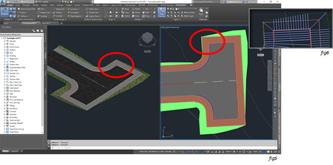 Be more square AutoCAD Civil 3D 2017 New Features 3