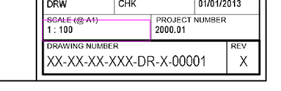 Drawing Naming in Revit in Accordance to BS1192 2007