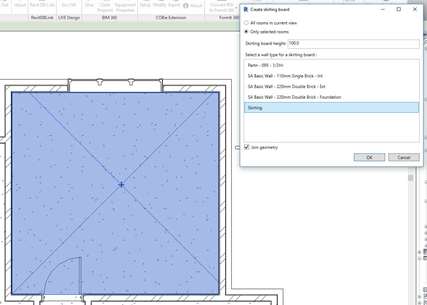 Revit Adding rooms to your model