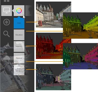 recap point cloud colour cover