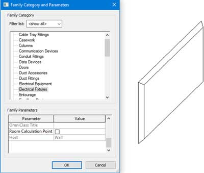 remove nesting hosted families revit family parameters