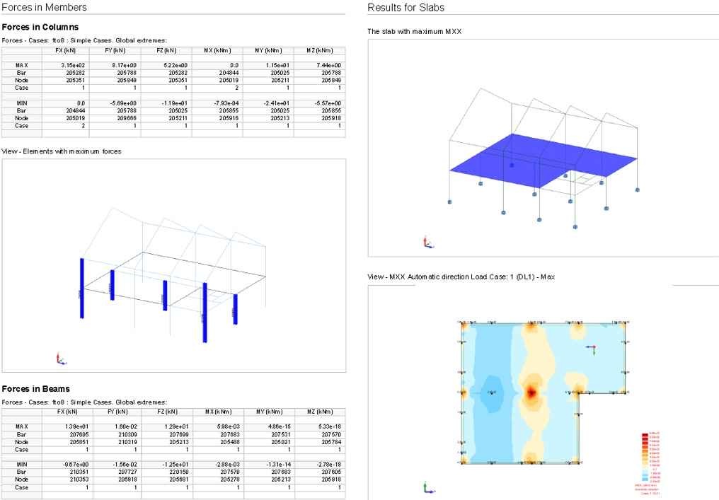 revit cloud structural analysis 11