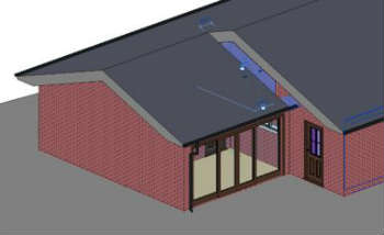 revit custom roof editing 2