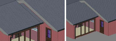 revit custom roof editing 3