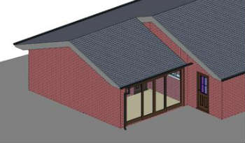 revit custom roof editing cover