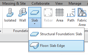 revit structure slab edge 1