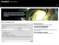 Autodesk-subscription-log-in