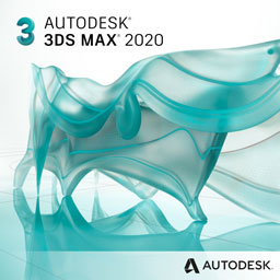 3ds max 2020 badge 256px opt