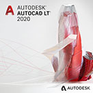 autocad lt 2020 badge 136px opt