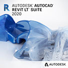 autocad revit lt suite 2020 badge 136px opt