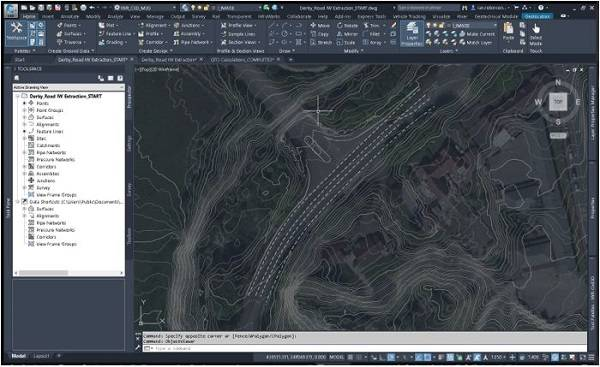Point Clouds In An Infrastructure Project Part Three 6