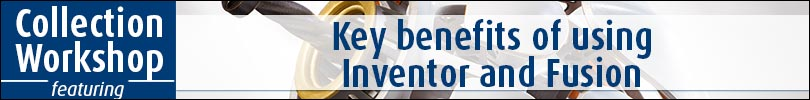 Key benefits between Inventor and Fusion
