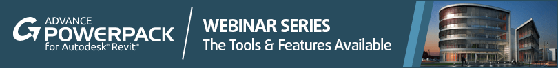 Revit PowerPack Webinar Series Banner