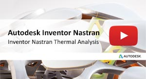Inventor Nastran Thermal Analysis