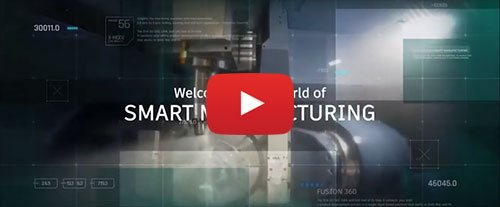 Smart manufacturing with Autodesk CAM Software