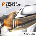 autodesk powershape CAM software badge 150px