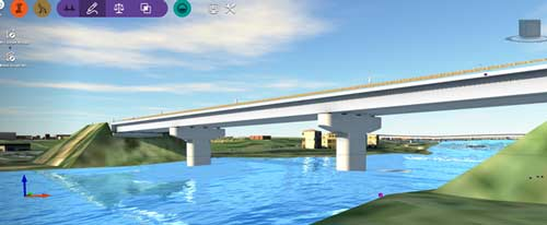 bridge design revit infraworks bridge design tool