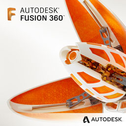 Autodesk Fusion 360 badge