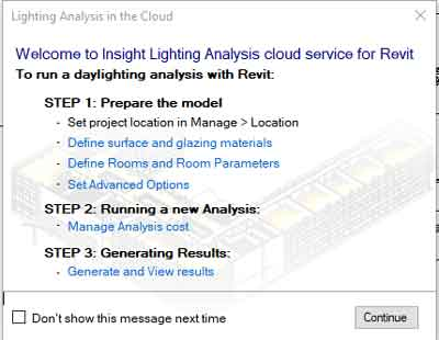 quantitative lighting analysis insight 360 cloud