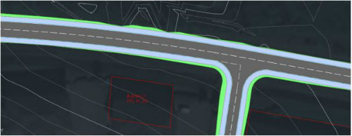 civil 3d junction design cover