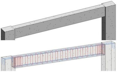 Reinforcing-A-Concrete-Beam-In-Revit-Using-Graitec-BIM-Designers-cover