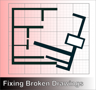 AutoCAD-Fixes--Badly-Behaved-Drawings-cover