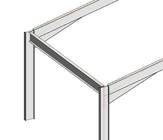 Revit Copy haunch or mirror it