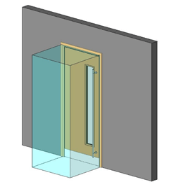 Revit Doors for Clash Detection Image