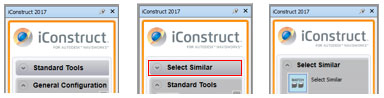 iConstruct Configurable Tools