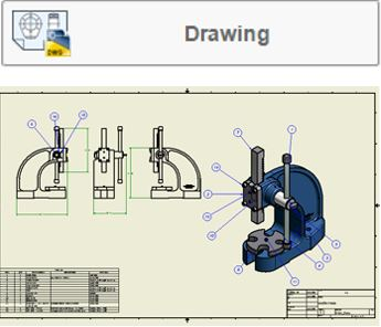 inventor dwg to autocad dwg 1