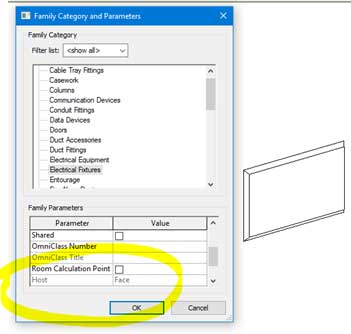 remove nesting hosted families revit family parameters 2