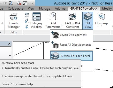 revit 3d sections 3