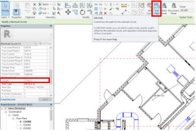 revit circuit path 1
