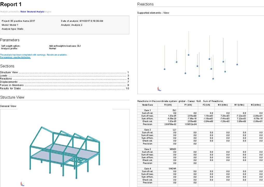 revit cloud structural analysis 10