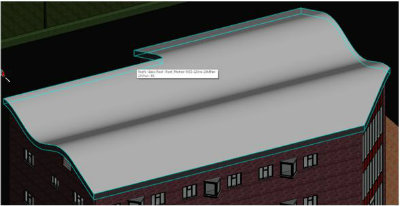 revit extruded roof 9