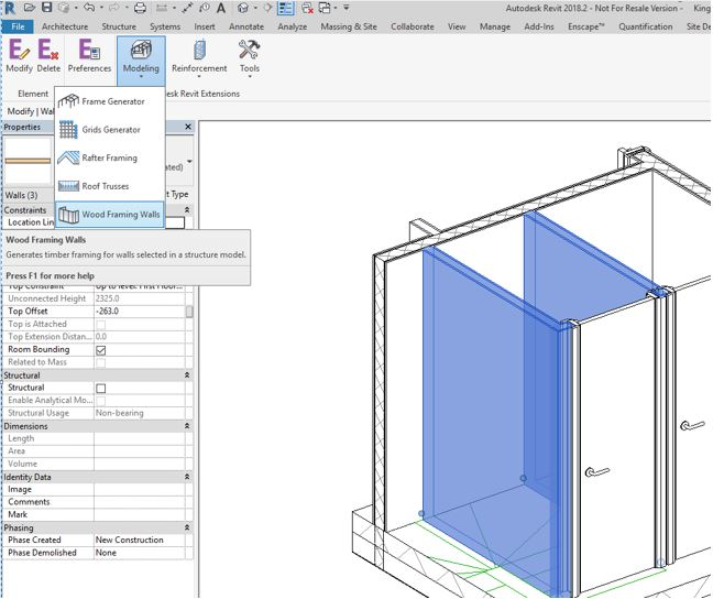 revit section shapes 2