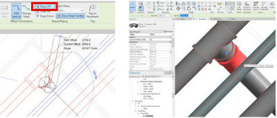 revit sloped piping 8