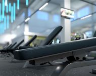 gym bench dof animation